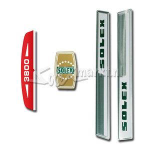 Stickerset Solex 3800 | Solex 5000