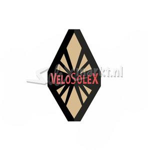 Sticker Velosolex Balhoofd