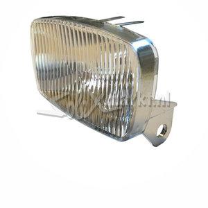 Koplampglas rechthoekig (Solex 5000)