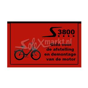Solex 3800 Handleiding