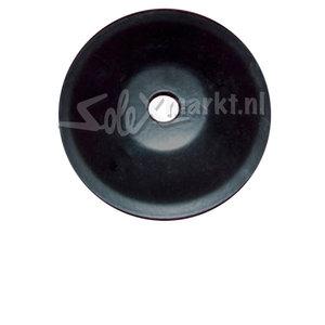 Afdekplaatje vliegwiel (metaal)