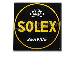 Solex emaille bord - Solex Service (50x50cm)