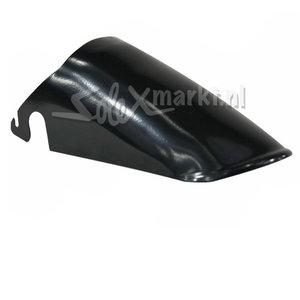 Solex Neus / Motorspatbord zwart