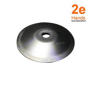 Afdekplaatje vliegwiel (metaal) (tweedehands)