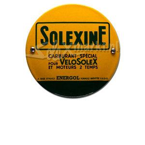Solexine Emaille Bordje