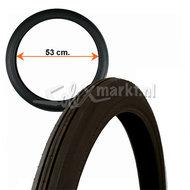 Solex Buitenband zwart 24''